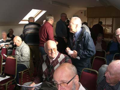 Knyveton Gardens Bowling Club AGM at the Clubhouse